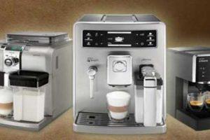 Macchina del caffe Saeco