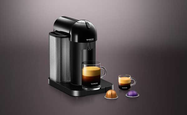 macchina per caffe Nespresso