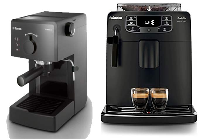 miglior macchina del caffe Saeco