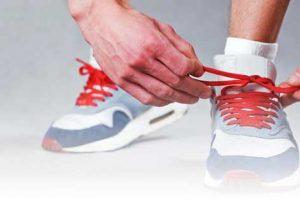 Scarpe sportive per fare sport