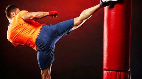 Sacco da fit boxe offerte marche e prezzi - Allenamento kick boxing a casa ...