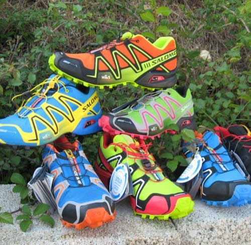 reputable site 362ec d725c Le migliori scarpe da trekking Salomon: opinioni e ...
