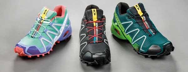 scarpe da camminata salomon