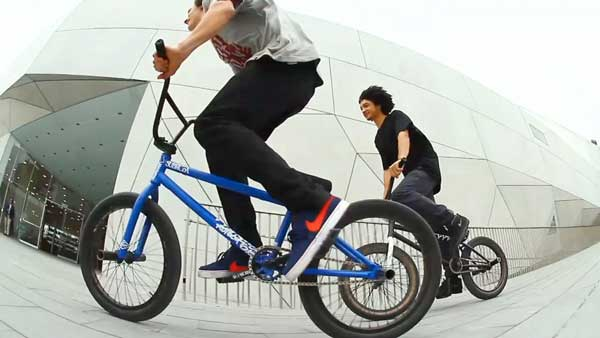 Bicicletta Bmx Bimbo