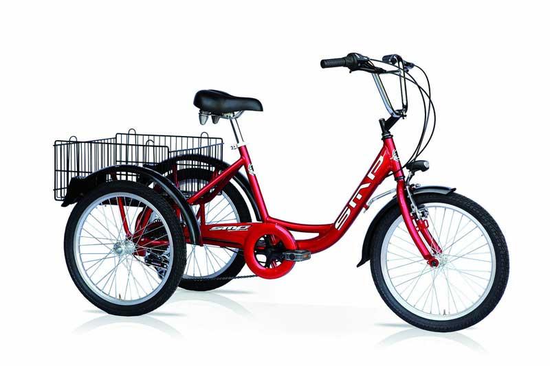 Cerchi la miglior bici a tre ruote ecco i migliori for Bicicletta per tre persone