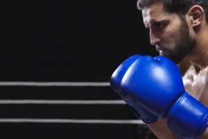 guanti da boxe