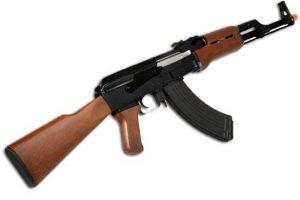 fucile da softair ak 47