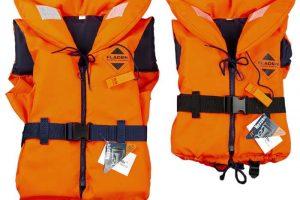 Giubbotto salvagente: Classi principali, prezzi e recensioni
