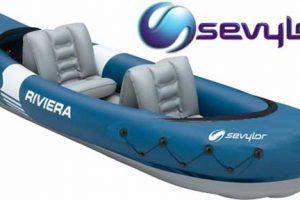 Canoa gonfiabile Sevylor: i migliori modelli qualità prezzo