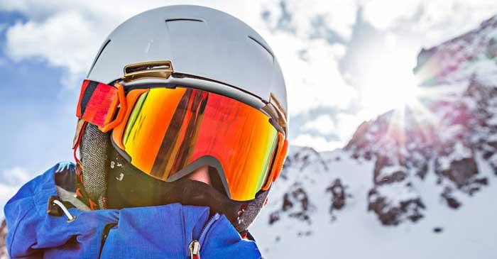 enkeeo casco sci  Maschera da sci: marche, modelli e prezzi delle migliori ...