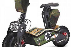 monopattino scooter elettrico