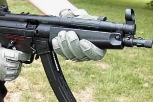 fucile mp5 da softair