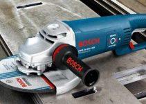 smerigliatrice Bosch professionale