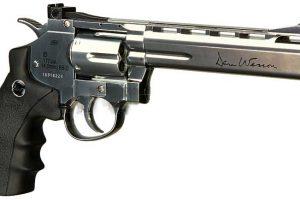pistola revolver softair