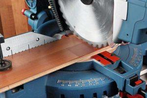 troncatrice radiale per legno
