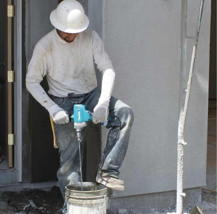 miscelatore per vernici e cemento