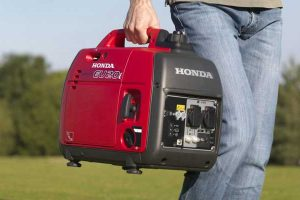 Honda generatore silenziato portatile