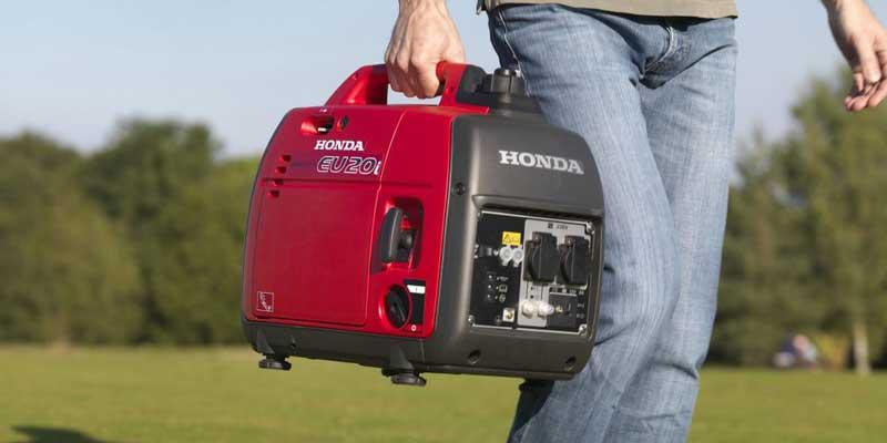Generatore di corrente honda 4 modelli a confronto for Gruppo elettrogeno honda usato