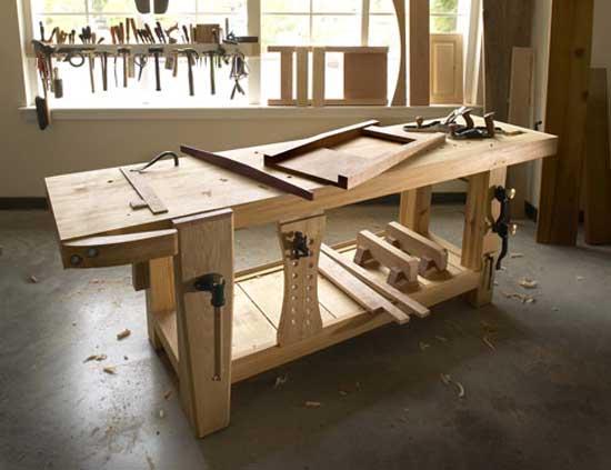 Banco da falegname in legno massello recensione dei - Tavolo da falegname ...
