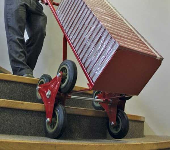 miglior carrello per scale