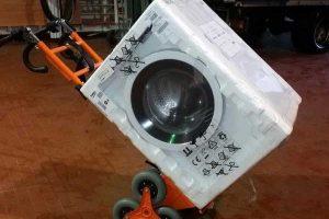 carrello saliscale per elettrodomestici