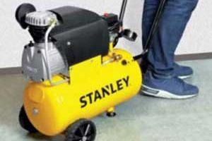 compressore professionale Stanley