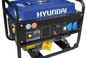 Generatori di corrente Hyundai? Prezzi e caratteristiche
