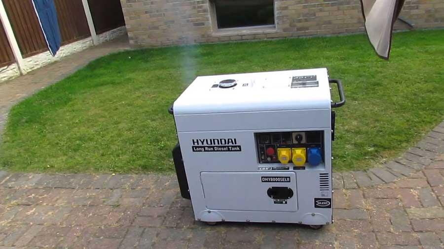 miglior generatore Hyundai