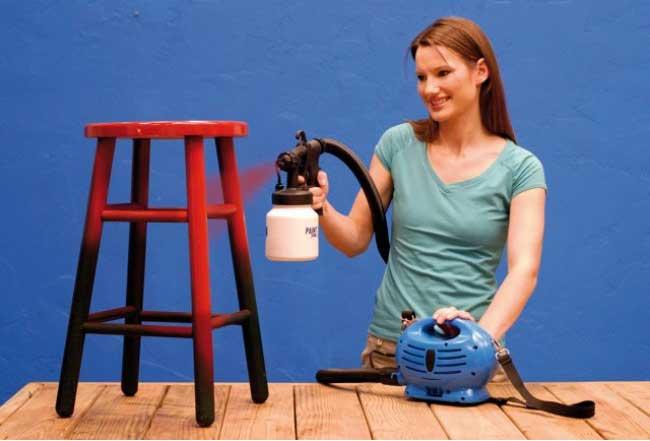 Total Painter in funzione