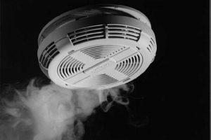 Rilevatore di sicurezza di fumo