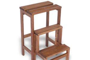Scaletto in legno