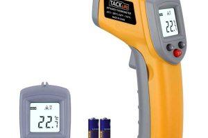 Misuratore di temperatura laser