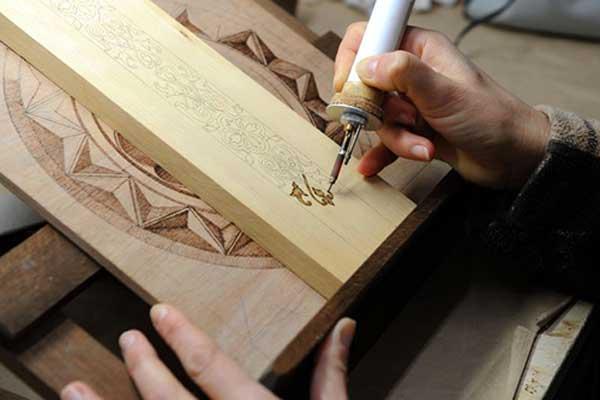 Pirografo per legno professionale