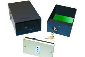 Cassaforte da camuffamento a presa elettrica