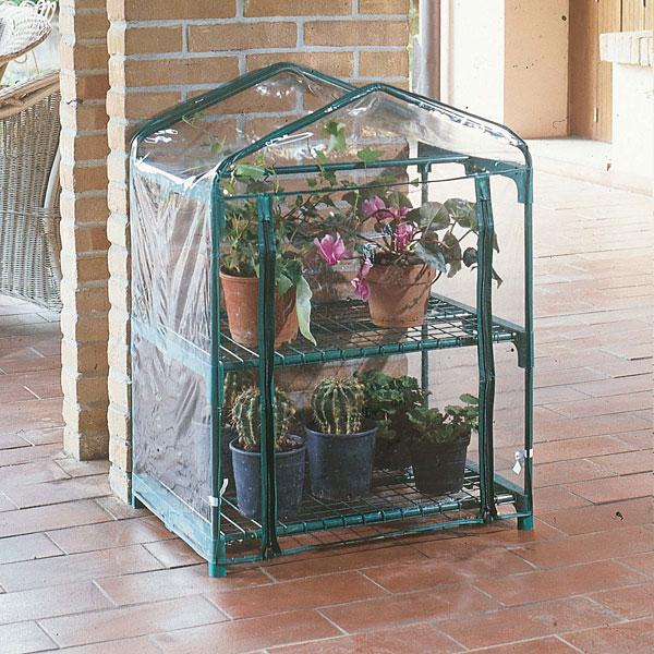 Serra da balcone dimensioni materiali e prezzi delle for Migliori piante da terrazzo
