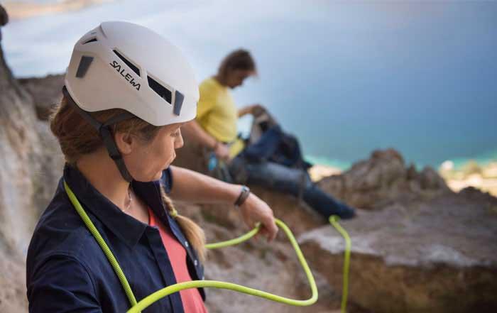 Miglior casco da arrampicata