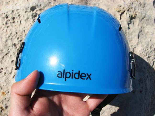 Caschetto da arrampicata Alpidex