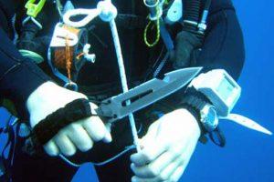 Miglior coltello da pesca subacquea