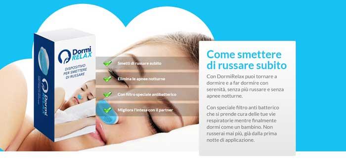 Benefici del dilatatore nasale DormiRelax
