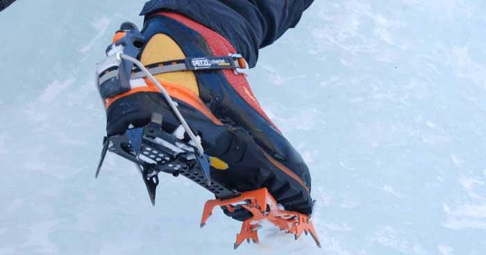 Ramponi per arrampicata sul ghiaccio