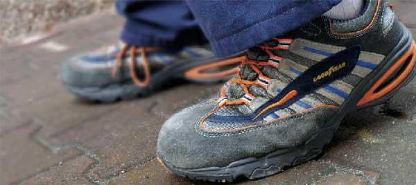 Scarpe antinfortunistiche Goodyear  Confronto delle migliori con ... 550c1714ff4