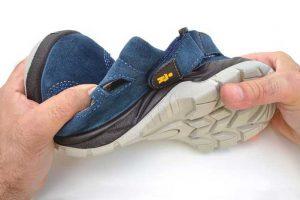 Scarpe da lavoro comode e flessibili