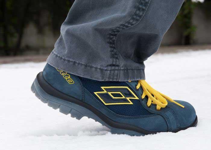 Migliori scarpe antinfortunistiche Lotto 4770f5f15d6
