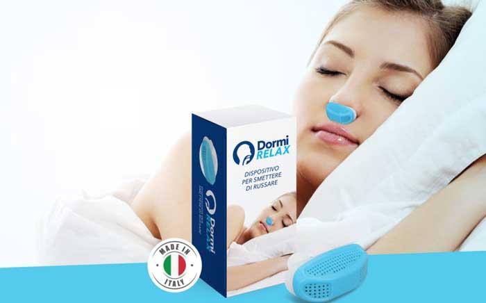 Dilatatore nasale Antirussamento e anti apnea