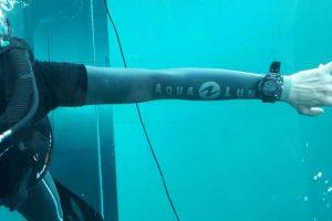 Orologio da immersione, pesca e apnea con computer