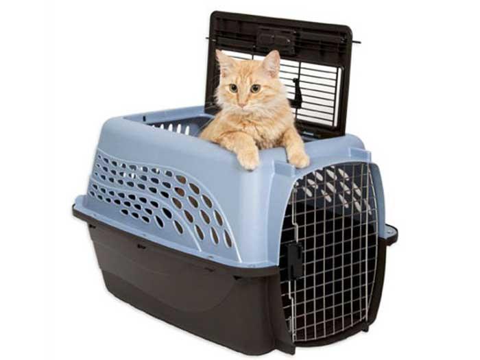 Trasportino per gatti di piccola taglia