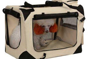 Trasportino per cani di taglia grande, media o piccola? I migliori del 2020