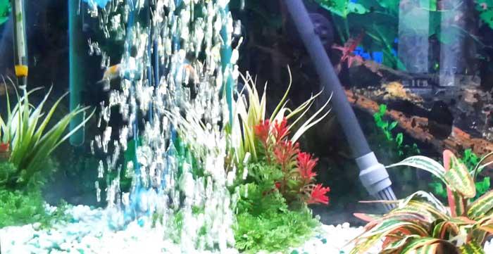 Fish & Aquariums Aereatore Silenzioso Per Acquario