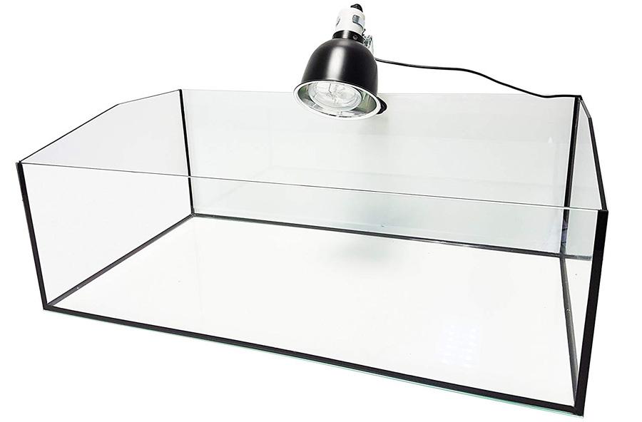 tartarughiere di terra in vetro
