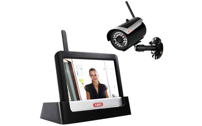 Videocamera con visione notturna